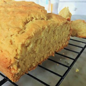 Vegan version of the Irish Soda Bread