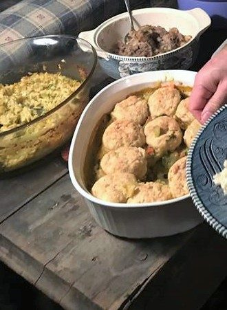 1-Hour Vegan Pot Pie ~Thanksgiving and Christmas Dinner Idea!