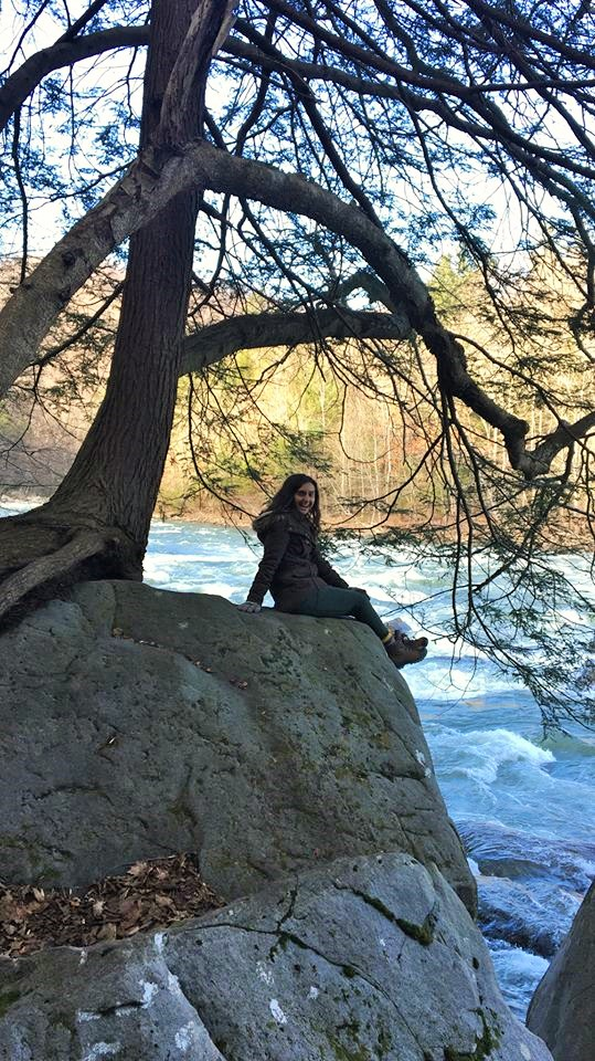 Winter Joy ~ Traveling around Pennsylvania – Ohiopyle