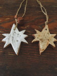 handmade cinnamon ornaments the difference between staining