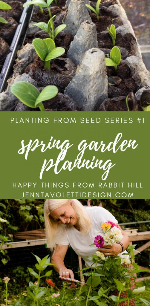 Spring Garden Planning, Jenn Tavoletti Design, Rabbit Hill Primitives