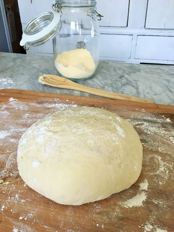 making easy no knead bread