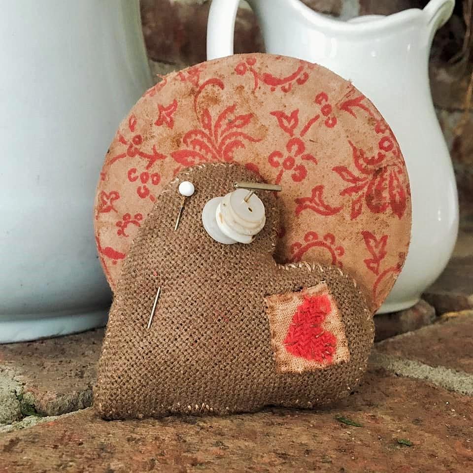 Valentine Sewing Box