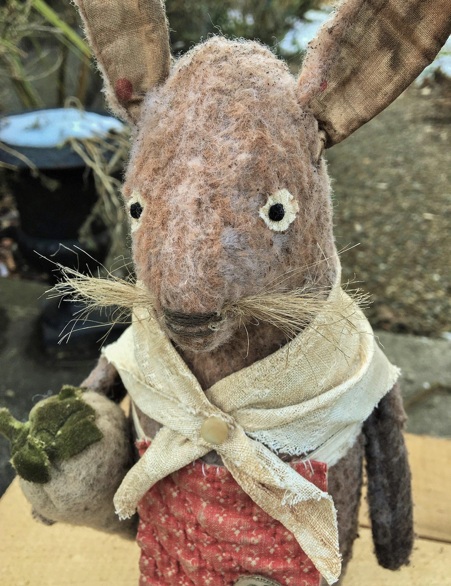 Strawberry Rabbit (SOLD)
