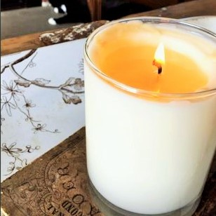 1824 Walker Farmhouse Candle from my shop