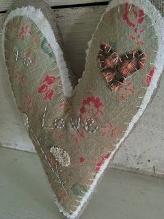 Handmade Valentine Heart
