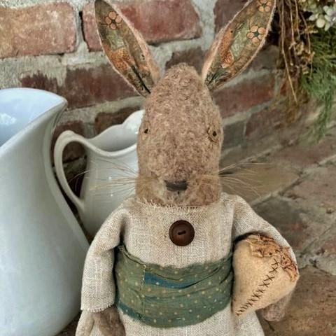 Hyacinth Rabbit (SOLD)