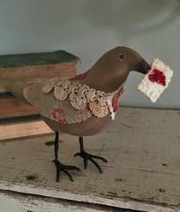 Love Bird (SOLD)