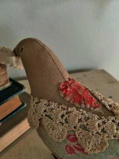 handmade love bird