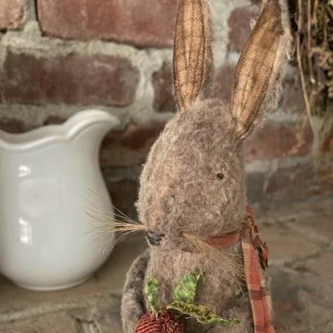 Garden Radish Rabbit (SOLD)