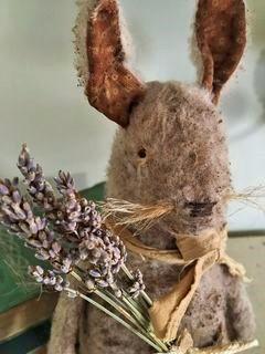 Rosy Rabbit – SOLD
