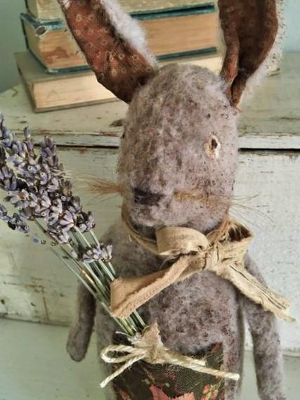 Rosy Rabbit Handmade