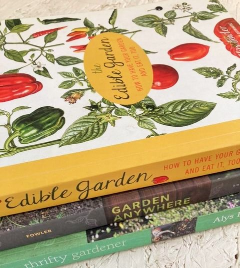 A few of my personal favorite Gardening Reads: Alys Fowler