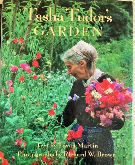 My favorite gardening books: Tasha Tudor's Garden