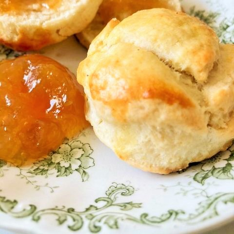 How to make Traditional Irish Scones with Einkorn