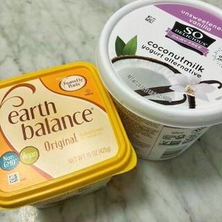 Peach Cobbler vegan options
